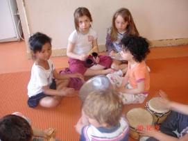 improvisation de groupe
